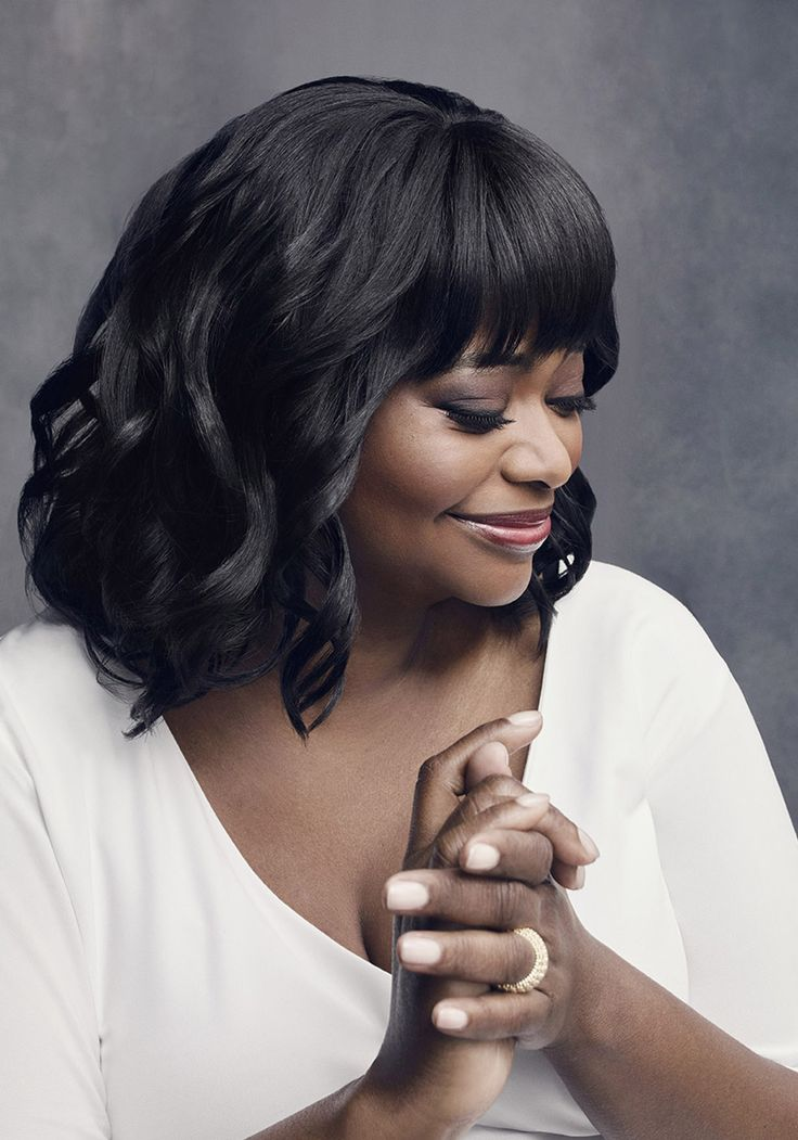 Divergent Sequel actress Octavia Spencer talks pink polish, pine nuts, and 4 other things that help her live her best life.