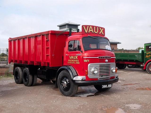 Vaux Breweries. Greatly missed