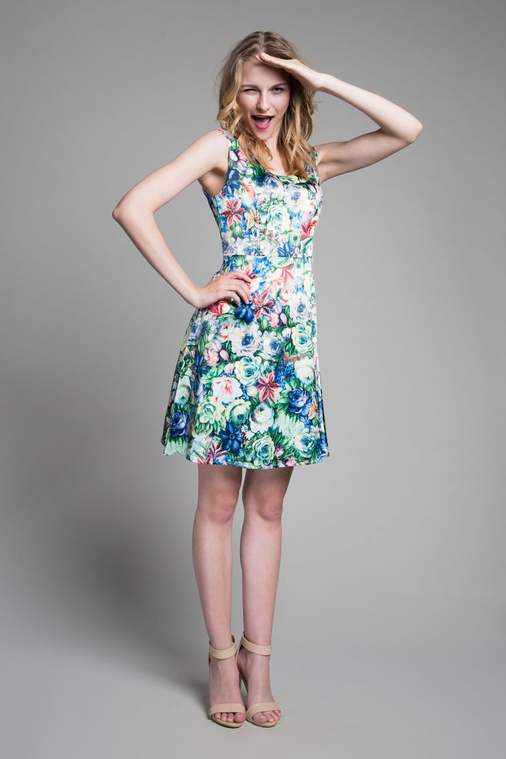 Sesja bannerowa dla sklepu Depare.pl #depare #photosession #model #fashion #dress