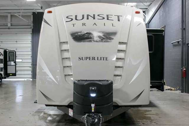 2016 New Crossroads Sunset Trail Super Lite ST270BH Travel Trailer in Michigan MI.Recreational Vehicle, rv, 2016 CrossRoads Sunset Trail Super Lite ST270BH, Sunset Trail Super Lite ST270BH Travel Trailer Bunkhouse Your family will have the vacation of a lifetime in this 2016 Sunset Trail Super Lite ST270BH travel trailer. It has all the amenities you want and need so all you have to do is focus on fun! Come see it today! Crossroads Sunset Trail Super Lite ST270BH Layout The Sunset Trail…