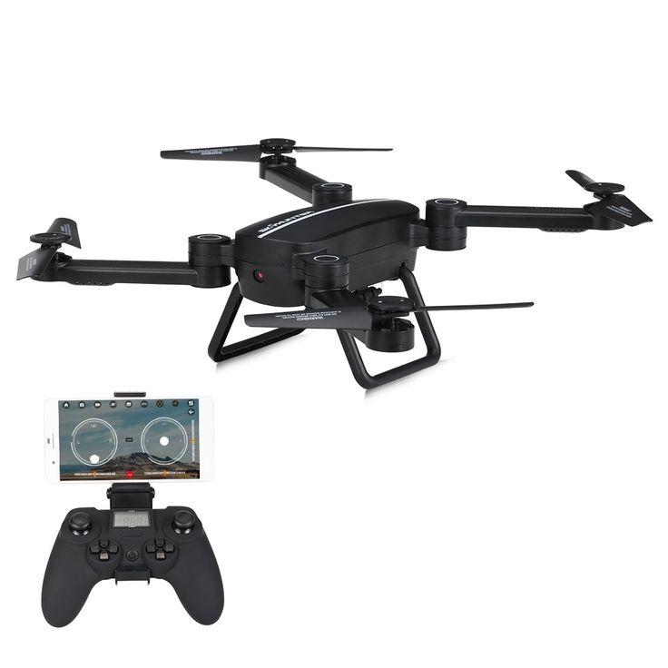 JIE-STAR X8TW Wifi FPV Foldable RC Quadcopter