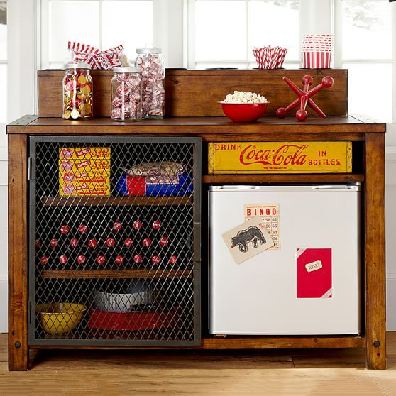 Theater Room Snack Bar: 17 Best Ideas About Bar Hutch On Pinterest