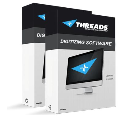 Embroidery Software | Embroidery Digitizing, Lettering and Editing Software by Threads