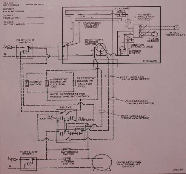 12 Intertherm Furnace Wiring Diagram, Intertherm Thermostat Wiring Diagram