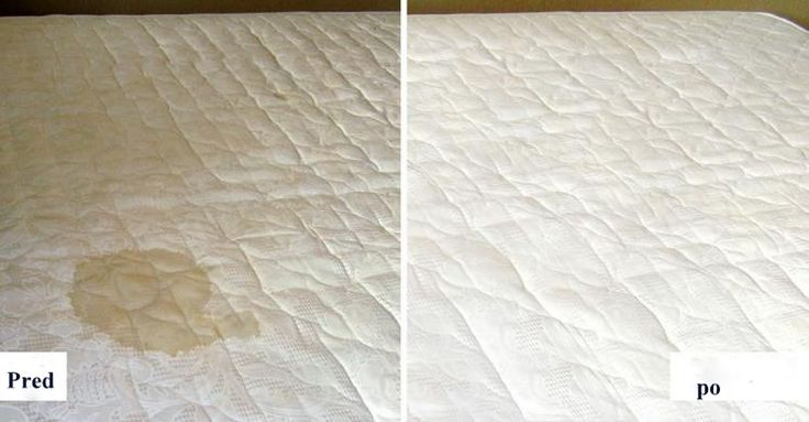 Jednoduchý trik na čištění matrací