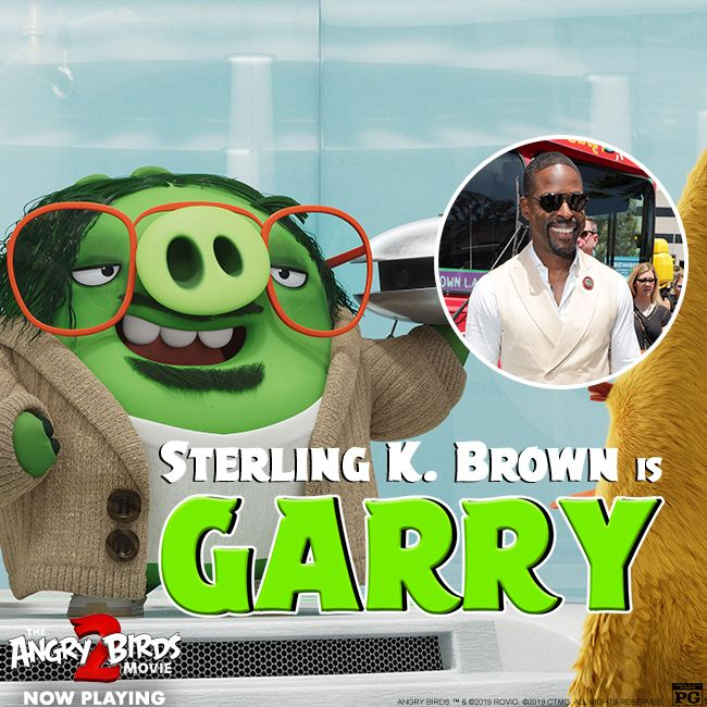 If You Need A Gadget He S Your Guy Sterlingkbrown Is Garry