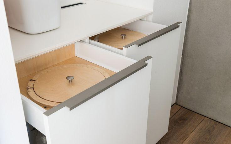 BEER Abfallbehälter für Gelben Sack Küche Pinterest - abfallbehälter für die küche