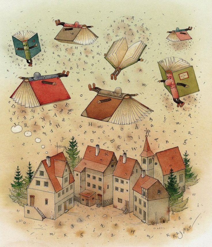 lugares y personajes distantes se acercan y se hacen propios a través de la lectura.