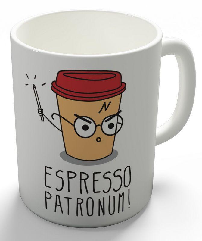 MUG CUP | ESPRESSO PATRONUM