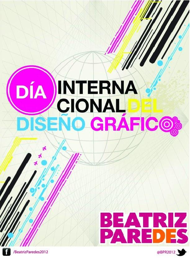 Día Internacional del Diseño Grafico