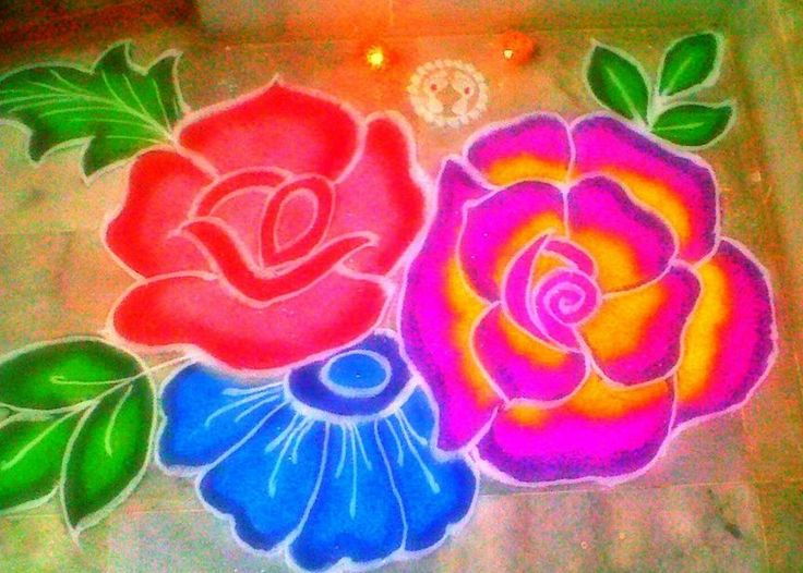 Mehndi Designs Rangoli : Diwali rangoli competition designs pinterest