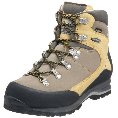 SCARPA Women's Barun GTX Lady Hiking Boot,Stone/Bamboo,39 EU (US Women's 7 1/2 M) -- Be sure to check out this awesome product.