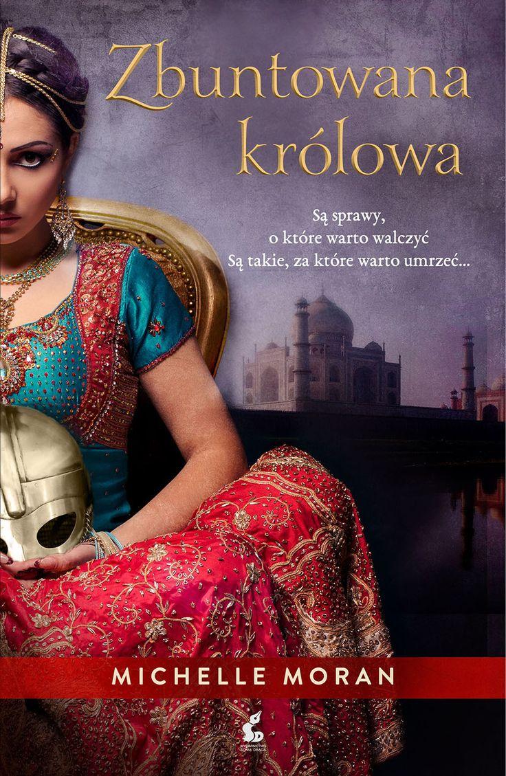 Zbuntowana królowa - Michelle Moran - swiatksiazki.pl
