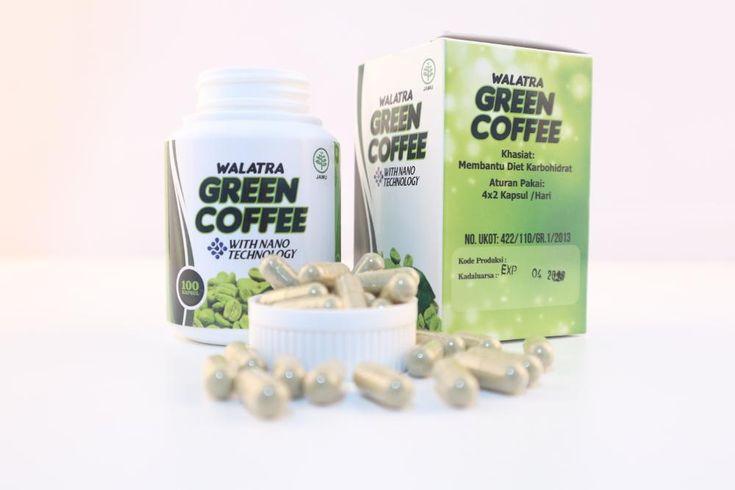 Walatra Green Coffee merupakan produk kesehatan yang terbuat dari 100% kopi hijau berkualitas yang sangat berkhasiat untuk melangsingkan badan secara alami dan hebatnya lagi walaupun tanpa olahraga.