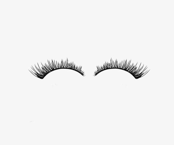 One Pair Of False Eyelashes Fake Eyelashes Makeup Eyewear Png Image Cilios Png Cilios Png