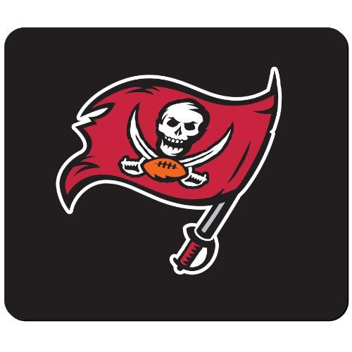 NFL Tampa Bay Buccaneers Mouse Pads  http://allstarsportsfan.com/product/nfl-tampa-bay-buccaneers-mouse-pads/  Officially licensed NFL merchandise Pad measure 8″ x 7″ Made of durable neoprene