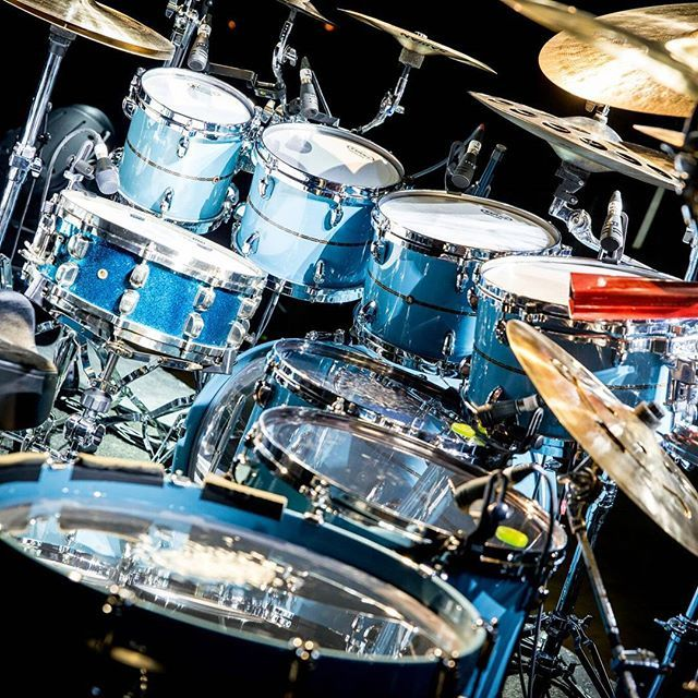 Love this bad ass.... My tama star kit.. @officialtamadrums @tamauk best drums in the world hands down.. Also @sabiancymbals_official @sabian_uk home for 23 years and still going strong.. Thank you @promarkbydaddario @evansdrumheads @protectionracket @slapklatz #groovepaysbills #pocketchallenge #drumming #drums #drummer #drummerworld #drummerdotcom #pbugdrumbook #ijustwanttoplay #drummingco #drummerlife #drummers #drummerboy #pbug @snaredrumfreakz @drummerindonesia