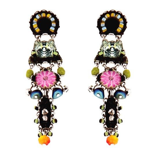 Ayala Bar - Coral Reef Earrings
