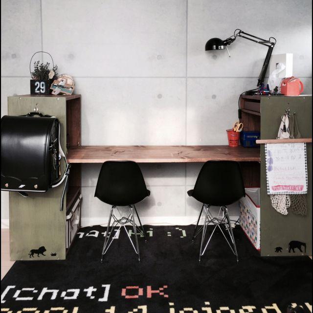 DIY/3coins/ロハスフェスタ戦利品/IKEA/イームズチェアリプロダクト/IKEAの照明…などのインテリア実例 - 2015-05-16 15:38:15 | RoomClip(ルームクリップ)