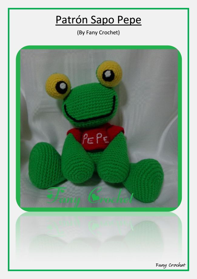 Patrón Sapo Pepe by Fany Crochet-signed.pdf - Google Drive