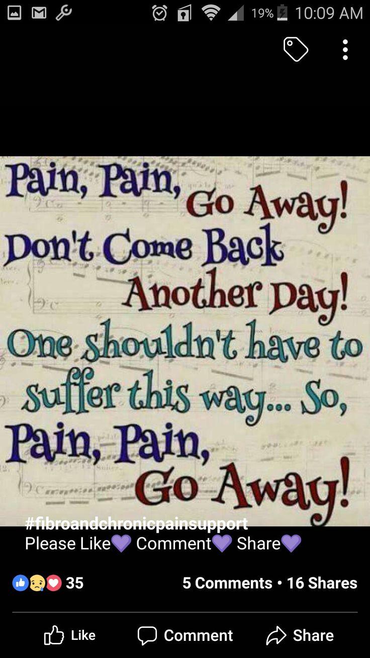 25 Best Chronic Pain Quotes On Pinterest Chronic Mvlc