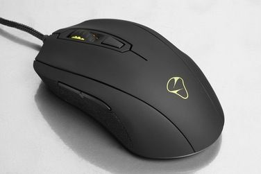 Mionix Castor RGB Ergonomic Optical Gaming Mouse Drop - Massdrop