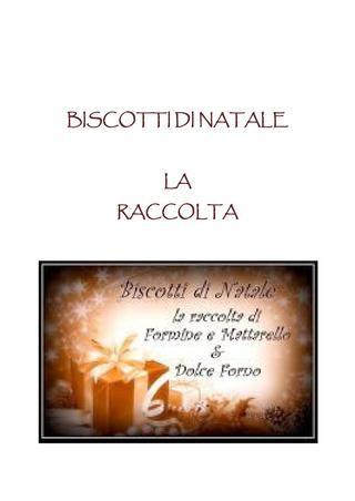 Biscotti di Natale: la raccolta