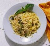 """What is Al Dente Pasta?: This spaghetti has been cooked """"al dente."""""""