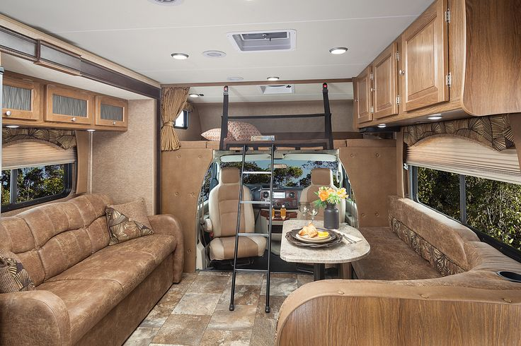 1000 Ideas About Class C Motorhomes On Pinterest Rv