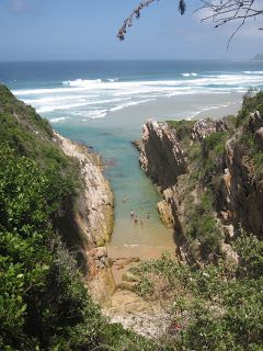 Nature's Valley, South Africa such a beautiful cove!