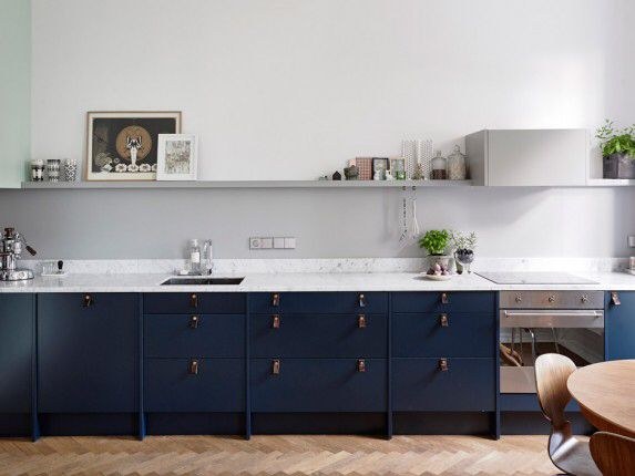 Superfront loop kitchen