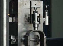 The milling machine center allows the use of machining to perform newly implemented prototype elements through milling.