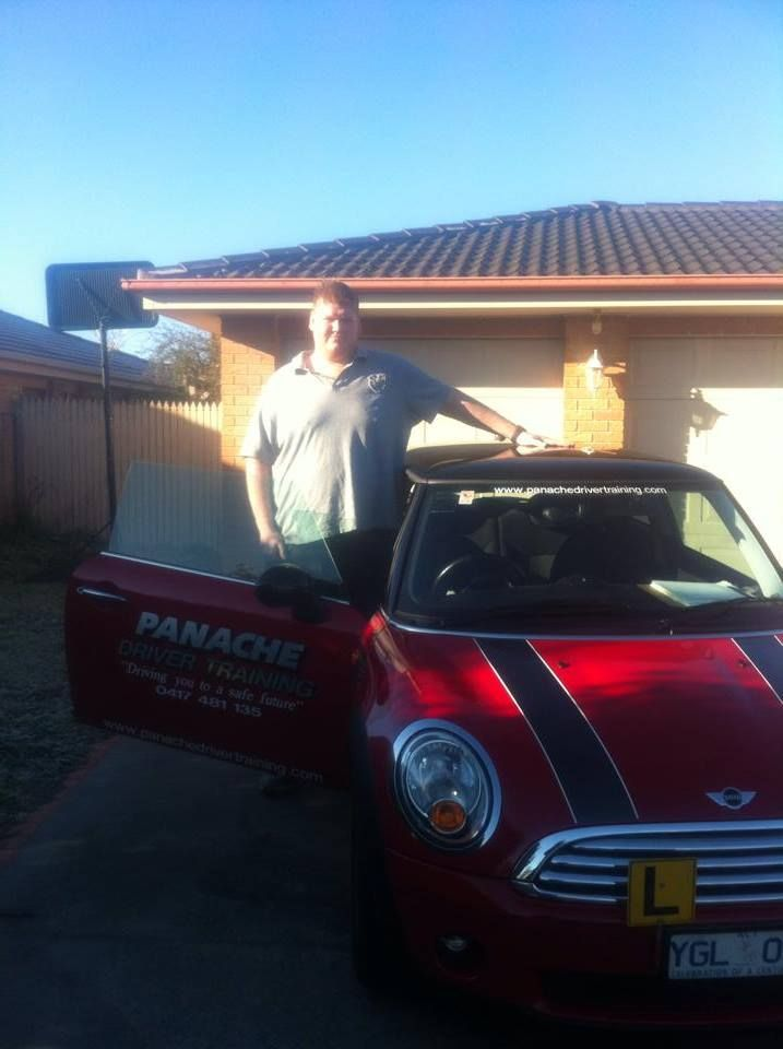Ever thought a Mini Cooper was to small for you? Well think again! Nick has appraised a great deal of large cars including Commodore, Territory and Falcon but he told us that the Mini is by far the most comfortable he has sat in. MINI Australia #NotSoMini #Mini #MiniCooper #PanacheDriverTraining