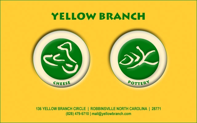 Yellow Branch Pottery & Cheese - the best cheese in the entire world: Leaf Peeping Vinyards, Favorite Places, Fontana Village, Yellow Branch, Food, Name, Branch Pottery