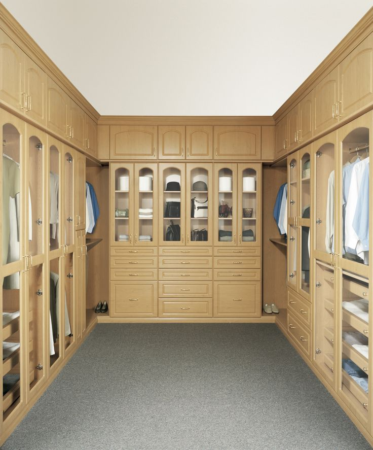 17 best images about signature series deluxe closets on for Doors for walk in closet