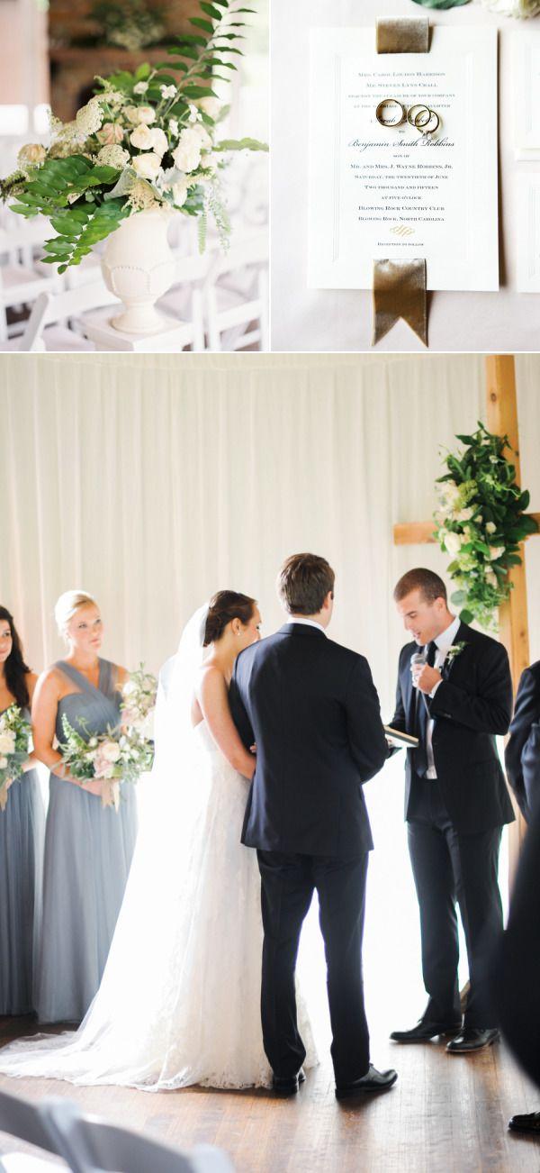 Sweet + Rustic North Carolina Wedding