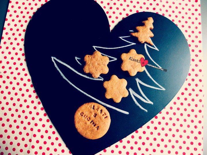 Biscotti alle spezie