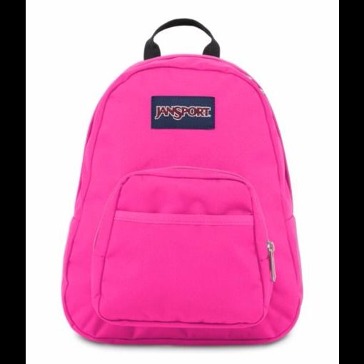 Mini Half Pint Jansport 100% Authentic  Pink Backpack #JanSport #Backpack