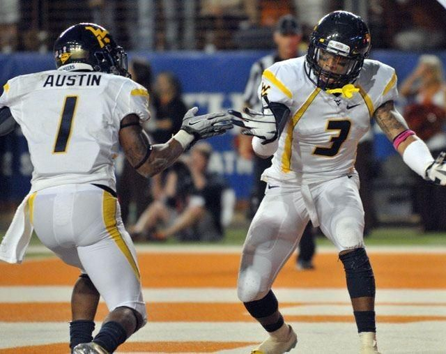 On a Saturday filled with great college football games, West Virginia and Texas might have topped them all. On this night, the West Virginia Mountaineers defeated the Texas Longhorns by a final score of 48-45.