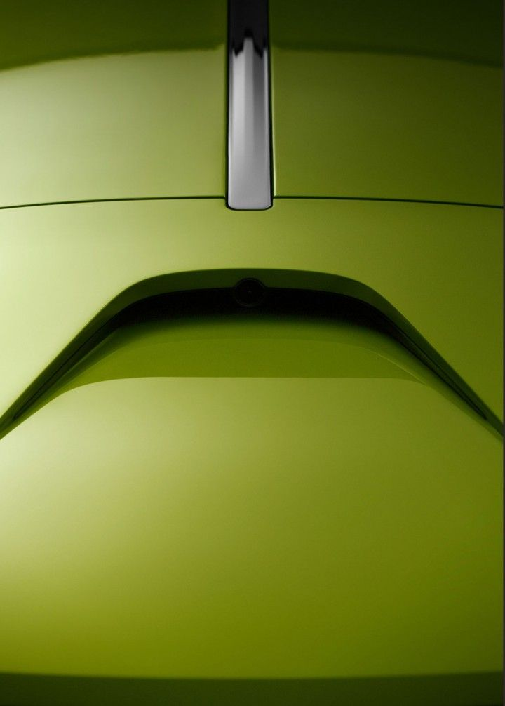 DS E-Tense Concept - Body surfacing detail - from the gallery: Automotive Exteriors - Shapes