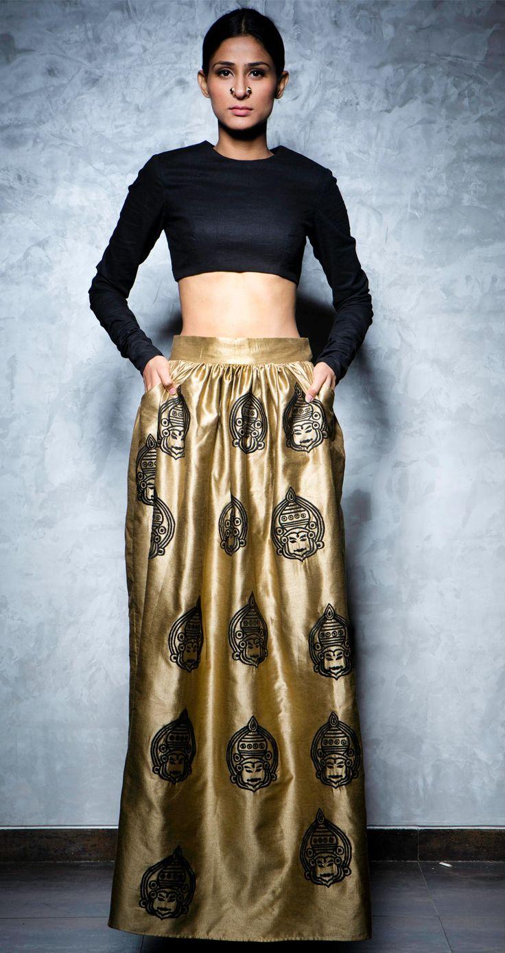 Nikhil Thampi. Indian Couture.