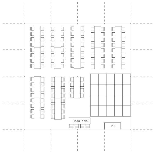 30 best seating chart images on pinterest receptions for Wedding floor plan template