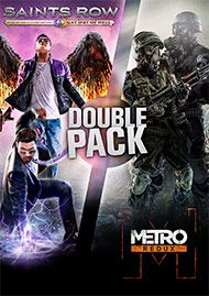 [Gamestop] Metro 2033 Metro: Last Light Saints Row IV Re-Elected and Saints Row Gat Out Of Hell Pack. Also many other titles on sale from Deep Silver ($13.74 $54.99/ 75% off )