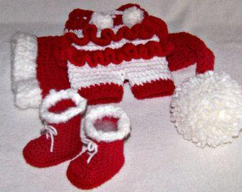 Girls Christmas Outfit - Baby Girl Christmas Outfit - Newborn Christmas Outfit - Babys First Christmas Outfit - Kids Christmas outfit