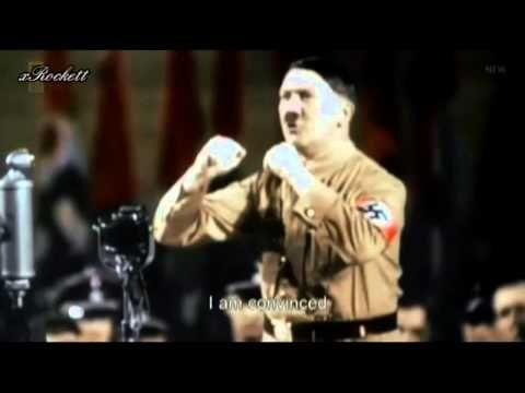 Adolf Hitler speeches HD Colour (English Subtitles) - YouTube