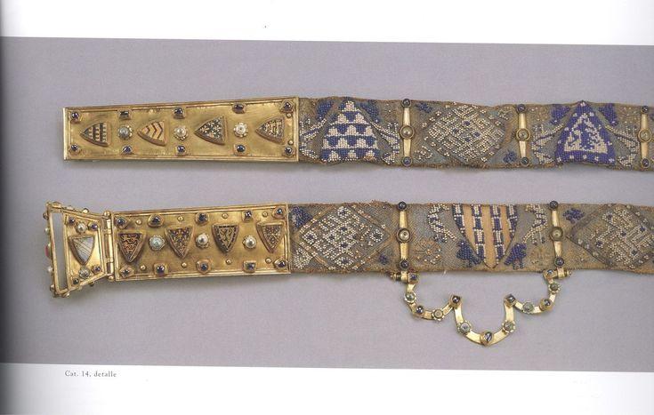 The belt of Fernando de la Cerda