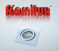 LED Einbauleuchten Einbaustrahler Einbauspots Deckenstrahler Quajo 1,5W 230Volt Warmlicht