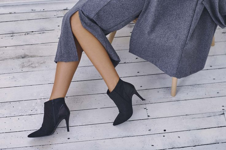 MARKUP ANKLE BOOT