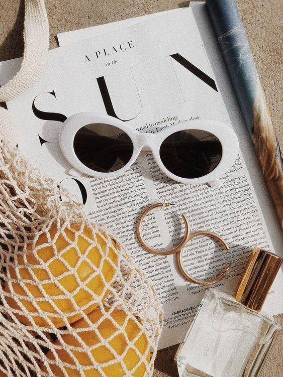 Accessoires | Sunglasses | Beach | Summer vibes | …
