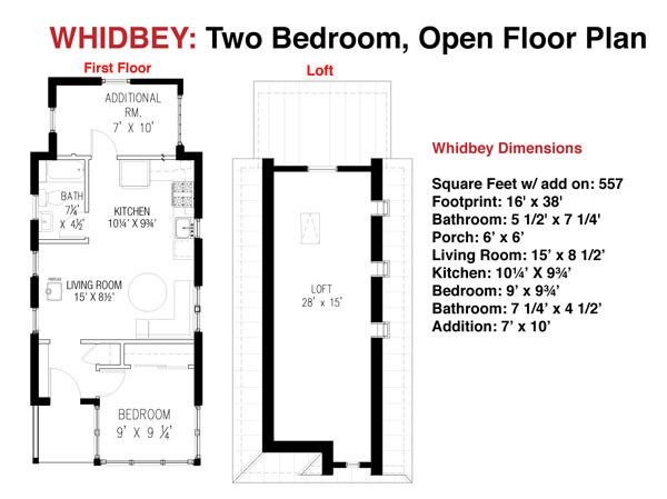 17 best images about tumbleweed whidbey on pinterest for Tumbleweed floor plans